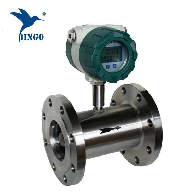 4-20mA vízturbina áramlásmérő érzékelő