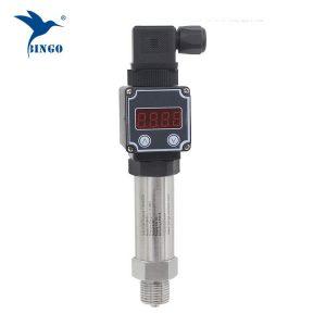 pontos folyadék-levegő abszolút analóg 4 ~ 20madc áram kimenet piezorezisztív ce tanúsított hidraulikaolaj nyomásérzékelő mpm480