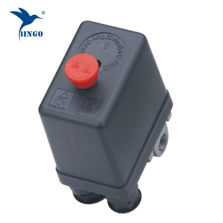 Légkompresszor nyomáskapcsoló vezérlőszelep