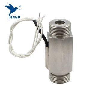 DN25 300V mágneses rozsdamentes acél áramláskapcsoló a vízmelegítőhöz