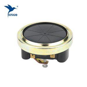 Rozsdamentes acél karima típusú membrános tömítés elektromos érintkező nyomásmérő