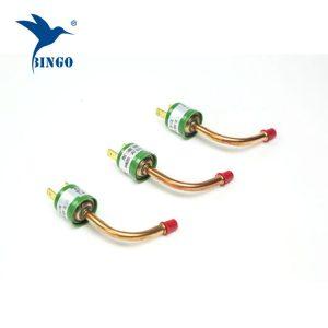 hőszivattyú nyomáskapcsoló / vezérlés