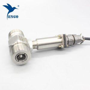 magas minőségű hidraulikaolaj-áramlásmérő
