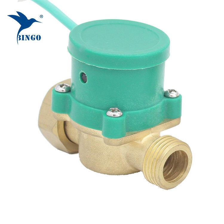 Csőfokozó szivattyú áramláskapcsolója a vízhez