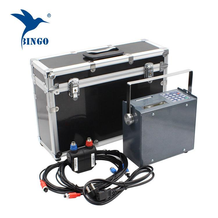 Hordozható ultrahangos áramlásmérő