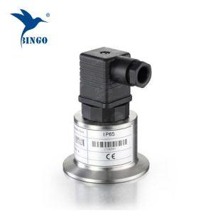 CE tanúsított rozsdamentes acél nyomásérzékelő, hidrológiai piezo-rezisztív nyomástávadó, robbanásveszélyes