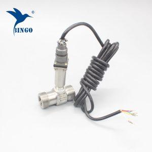 elektronikus digitális turbina áramlásmérő / dízel, benzines áramlásmérő, áramlásmérő, áramlásmérő