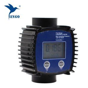 víz áramlásmérő (T turbina mérő digitális áramlásmérő, digitális turbina áramlásmérő)