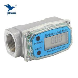 folyadékkristály áramlásmérő dízel turbinás áramlásmérő