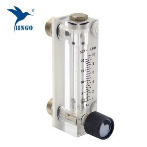 Vízáramlásmérő SUS304 úszóval