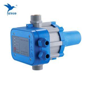 vízszivattyú automatikus elektronikus nyomásszabályozó kapcsoló vízhiányos szabályozással