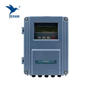 precíziós falra szerelhető / rögzítő ultrahangos áramlásmérővel