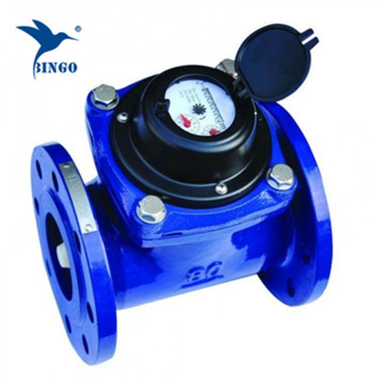 kereskedelmi ipari ultrahangos ömlesztett vízmérő