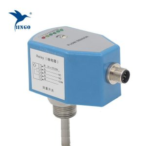 """új termék 1/2 """"termikus áramlásérzékelő elektronikus áramlásérzékelő / kapcsoló a víz, az olaj és a levegő számára"""