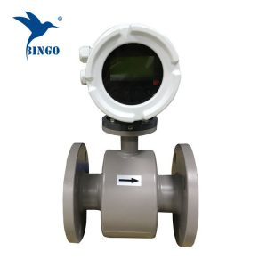 áramlásmérő műszerek flanged elektromágneses víz áramlásmérő