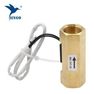 2,0 ~ 15 Lpm mágneses sárgaréz vízáram kapcsoló